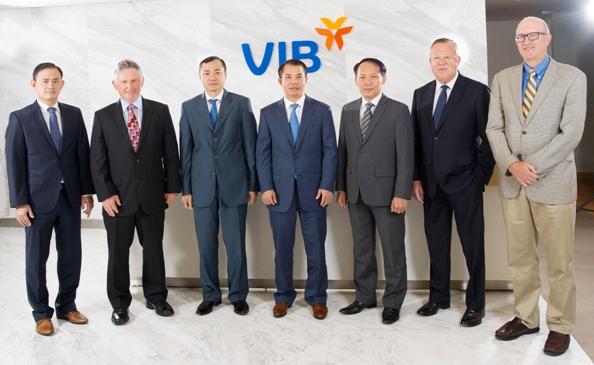 VIB sắp xếp lại nhiều vị trí quan trọng trong đội ngũ nhân sự cấp cao