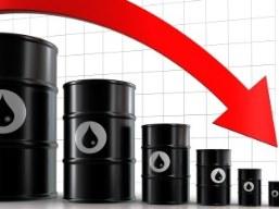 Giá dầu thô giảm xuống thấp nhất gần 4 tuần do rủi ro Syria đẩy lùi
