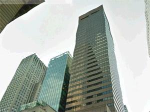 Mỹ muốn phong tỏa tòa nhà chọc trời tại New York