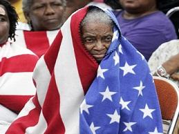 Số người nghèo tại Mỹ tăng cao kỷ lục: 46,5 triệu người