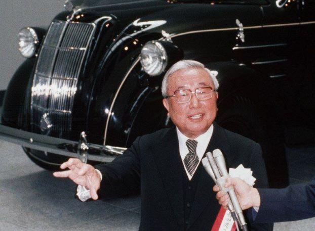 Huyền thoại Toyota qua đời