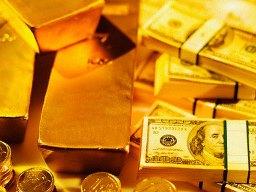 Giá vàng giảm còn 1.306 USD/oz do lạm phát Mỹ thấp