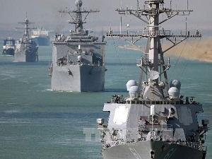 Mỹ sẽ không rút tàu, tiếp tục đe dọa tấn công Syria
