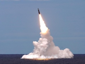 Mỹ đánh chặn thành công tên lửa đạn đạo trên Thái Bình Dương