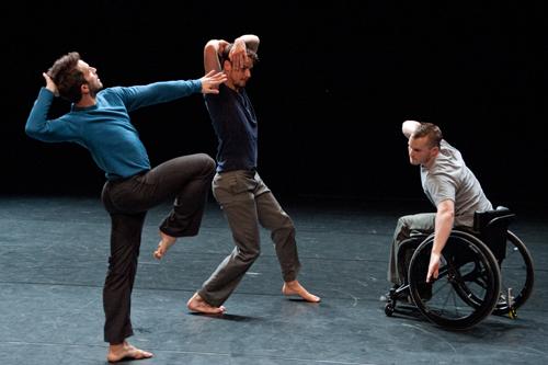 Hội ngộ Âu - Á trên sân khấu múa đương đại