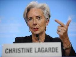 Tổng giám đốc IMF: Kinh tế toàn cầu sẽ tiếp tục tăng trưởng chậm