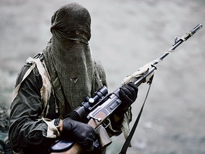 Lính đánh thuê Nga đang chiến đấu ở Syria