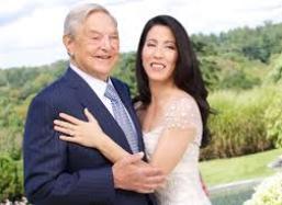 Tỷ phú George Soros kết hôn lần thứ ba