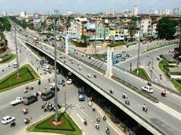 Quý 1/2014, Hà Nội sẽ làm đường trên cao Vĩnh Tuy - Ngã Tư Sở