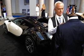 Bugatti bước vào thế giới thời trang