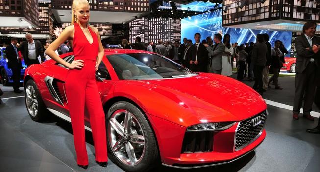 10 mẫu xe mới ra mắt nổi bật nhất tại Frankfurt