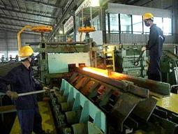 Sản xuất công nghiệp đang phục hồi