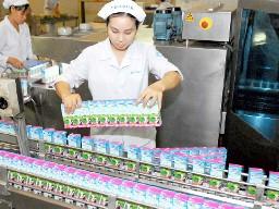 Tồn kho sữa tăng