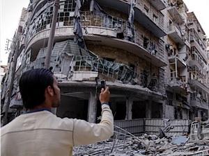 Trung Quốc, Nga ra tuyên bố chung về khủng hoảng Syria