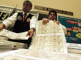 Kinh đô sản xuất đôla giả