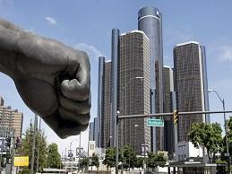Nhà Trắng bất ngờ giải cứu Detroit