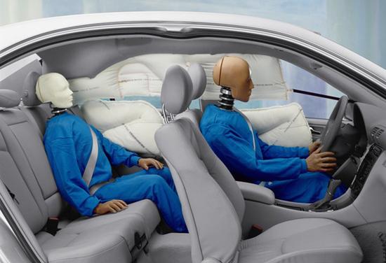 Đừng coi thường an toàn hàng ghế sau trên ôtô