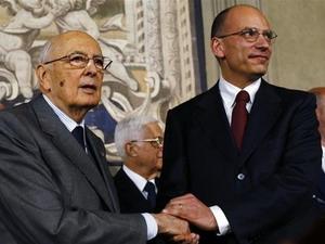 Lãnh đạo Italia họp giải quyết khủng hoảng chính trị
