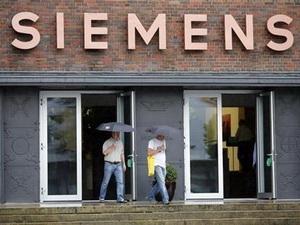 Siemens cắt giảm 15.000 lao động