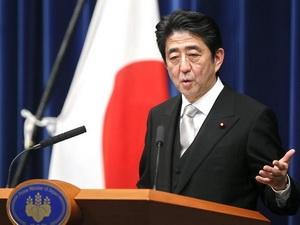 Thủ tướng Nhật Bản Abe tiến hành cải tổ chính phủ
