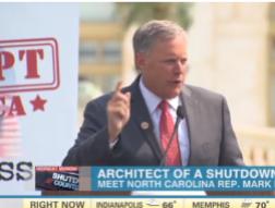 """Vị """"kiến trúc sư"""" khiến chính phủ Mỹ đóng cửa"""