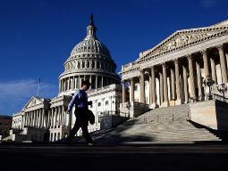 Thượng viện Mỹ sẽ nhượng bộ Hạ viện để nối lại hoạt động chính phủ?