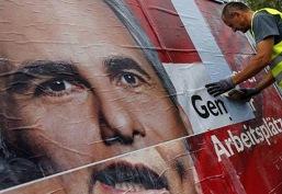 Chính phủ Áo chính thức từ chức
