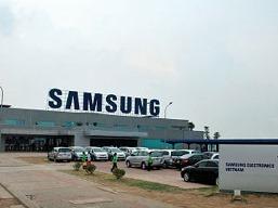 Samsung ký thỏa thuận đầu tư đa ngành ở Việt Nam