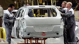 Ngành sản xuất ôtô châu Âu dậm chân tại chỗ