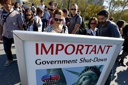 Thế giới nghĩ gì khi chính phủ Mỹ ngừng hoạt động?