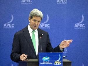 Mỹ giữ cam kết với châu Á dù chính phủ đóng cửa