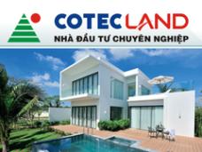 Cổ đông lớn của Cotecland tăng tỷ lệ sở hữu lên 60,45% vốn
