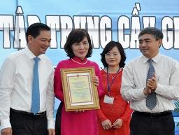 Ra mắt khu công nghệ thông tin tập trung đầu tiên ở Hà Nội