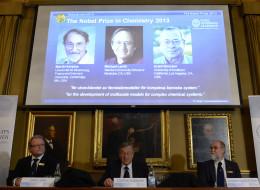 Ba nhà khoa học mang quốc tịch Mỹ giành giải Nobel hóa học