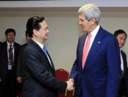 Thủ tướng Nguyễn Tấn Dũng tiếp Ngoại trưởng Hoa Kỳ