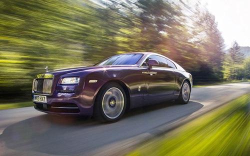 Rolls-Royce Wraith chính hãng sắp về Việt Nam