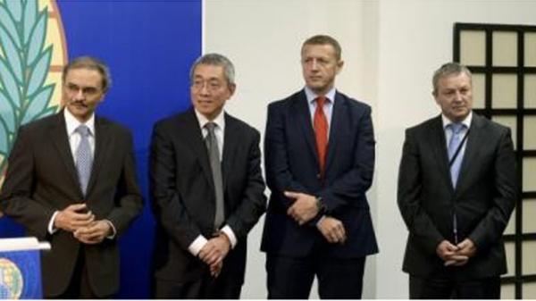 Tổ chức cấm vũ khí hóa học giành giải Nobel Hòa bình
