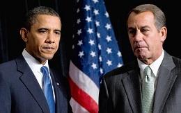 Obama và Đảng Cộng hòa đấu dịu để tìm hướng đi cho trần nợ