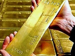 Giá vàng lao dốc xuống 1.260 USD/oz