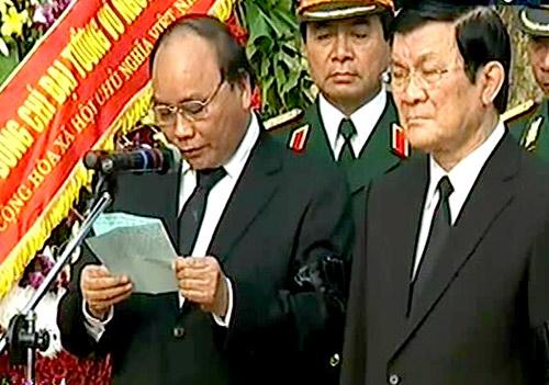 Đại tướng Võ Nguyên Giáp đã hòa mình vào lòng đất mẹ Quảng Bình