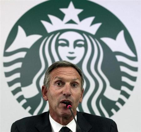 Starbucks kêu gọi dân Mỹ khiếu nại chống đóng cửa chính phủ
