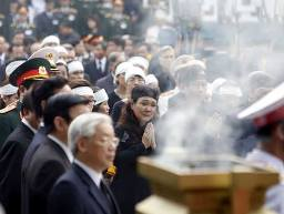 Vì sao VTV không truyền hình trực tiếp toàn bộ lễ tang Đại tướng?