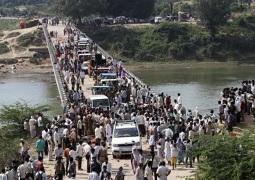 Giẫm đạp kinh hoàng ở Ấn Độ, hơn 100 người thiệt mạng