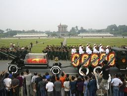 Báo chí quốc tế xúc động trước dòng người 50 km tiễn Đại tướng