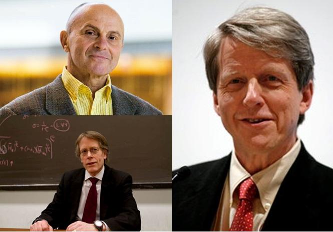 Nobel Kinh tế 2013: Từ xung khắc đến Bộ tam hợp