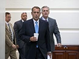 Hạ viện Mỹ dự kiến thông qua dự luật riêng về nâng trần nợ, mở cửa lại chính phủ