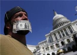 Bản chất ngày 17 tháng 10 Mỹ chạm trần nợ