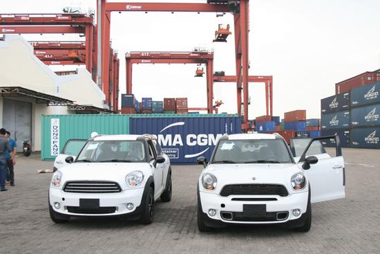 Xe MINI có giá bán từ 1 tỷ 279 triệu đồng