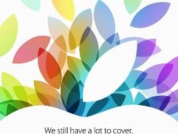 Ngày 22/10, Apple trình làng bộ đôi iPad mới
