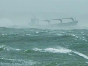 Có 1 người Việt trên chiếc tàu bị chìm ở Hàn Quốc